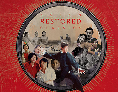 ASIAN RESTORED CLASSICS