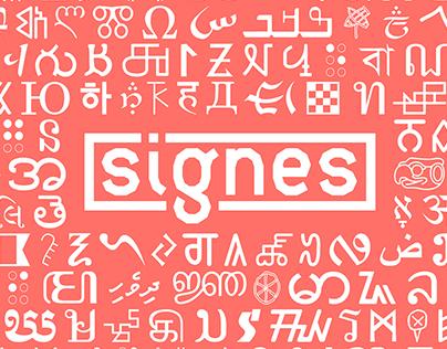 Chronique Signes