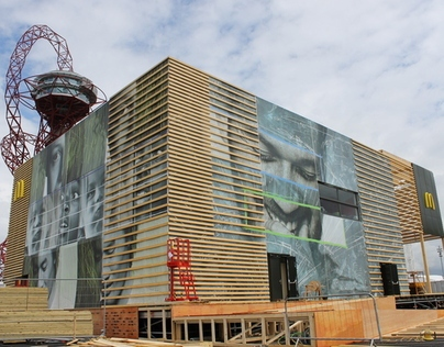 Mcdonalds 2012 south olympic park on behance - Maison south perth matthews mcdonald architects ...