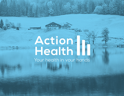 Action Health Rebrand Concept