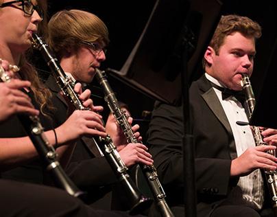 Christmas with Ardrey Kell High School Wind Ensemble
