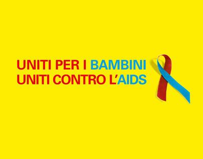 Unicef - Uniti Per i Bambini Uniti contro l'AIDS