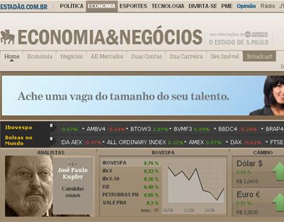 Infografia: Estadão - Economia & Negócios