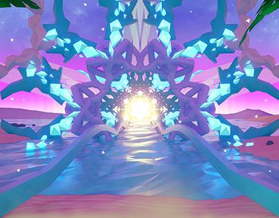 Music VR Key Art