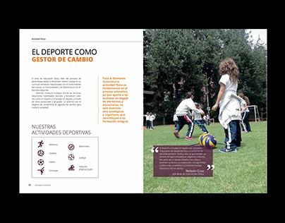 Revista Gimnasio Femenino