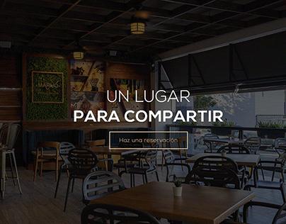 Marijó Restaurant   Website