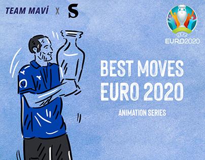 Team Mavi x Socrates - Best Moves Euro 2020