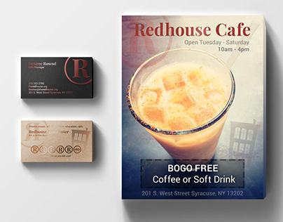 Redhouse Rebranding