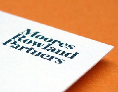 Moores Rowland Partners Branding