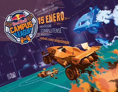 Evento Red Bull CAMPUS LEAGE