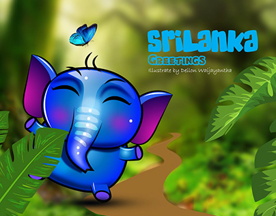 Sri Lanka Greetings Viber sticker pack