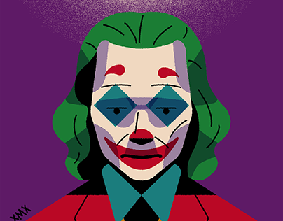 Joker | Movie fan art