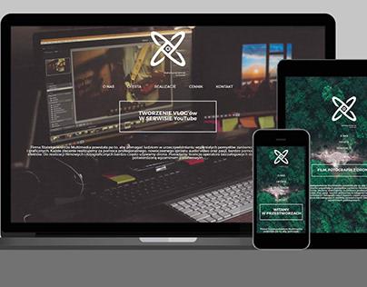 Strona internetowa / Website – Statekpowietrze