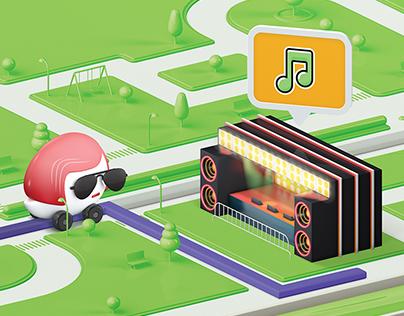 Waze. Mobility for Brands