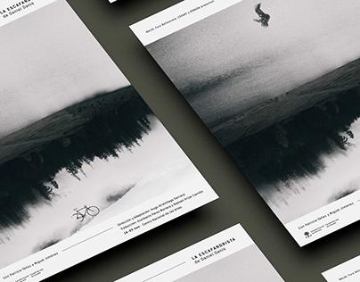 La escafandrista · Poster