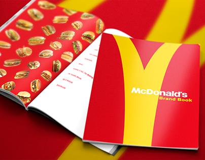 Brand Book: McDonalds