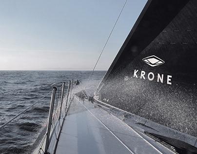 Krone Golf: Brand Identity