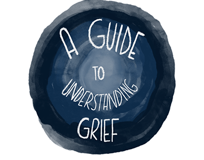 A Guide To Understanding Grief - Zine