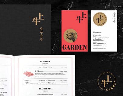 Sangwoo Garden Brand & Interior Design