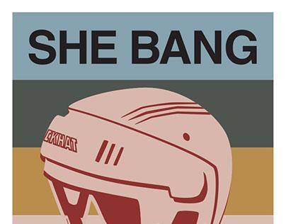 SHE BANG #2