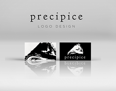 Precipice Logo Design