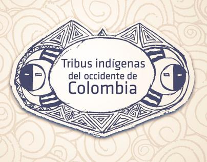 Tribus indígenas del pacífico Colombiano