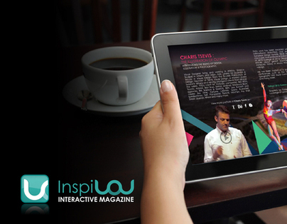 INSPIWOW Interactive Magazine ( Apps+Web )