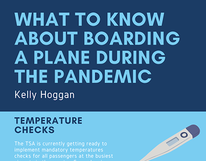 What to Know About Boarding a Plane During the Pandemic