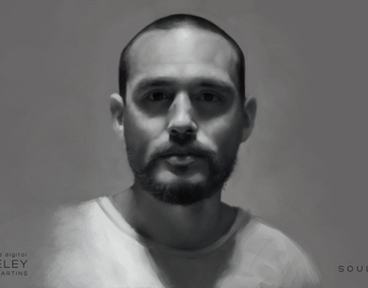 Digital Portrait - Robin Eley