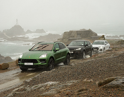 It Never Rains, But It 4x4s article