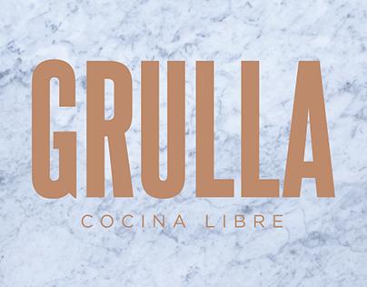 Grulla - Branding