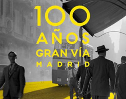 100 Años Gran Vía. Products