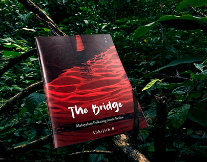 The Bridge - A Malayalam Folksong Comic book
