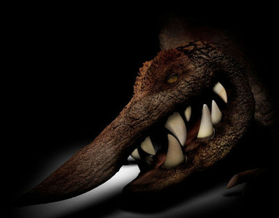 3d Crocodile Game Design