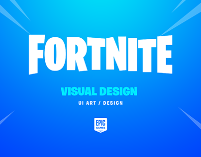 Fortnite - UI/UX Visual Design