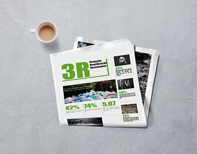 Design Editorial- Jornal 3R