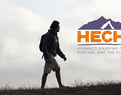 HECHO brand identity and website