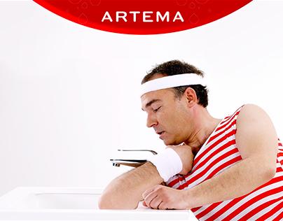 Eczacıbaşı — Engin Artema'ya Karşı