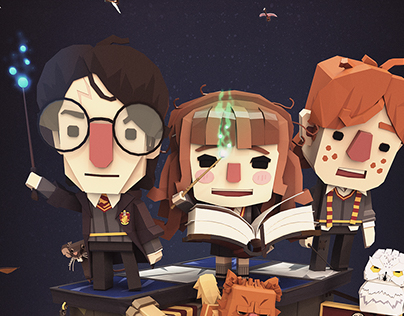 Harry Potter Year One