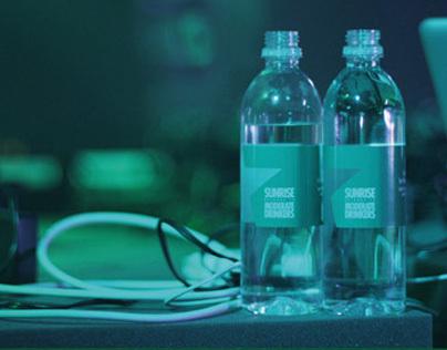 """Heineken """"Sunrise"""" - Heineken Water"""