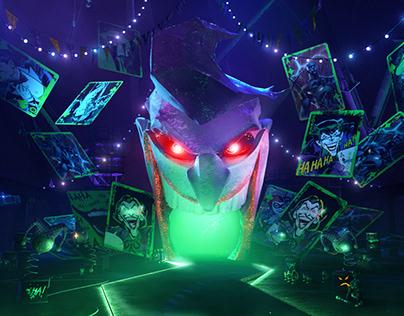 Warner Bro. The Joker's Escape