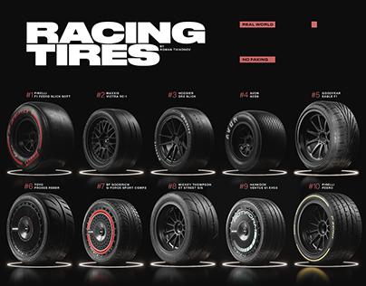Racing Tires 3D WHQ
