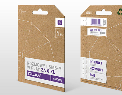 PLAY - concept packaging