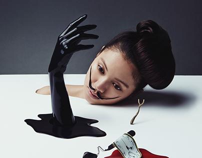 Bijyutsu-Techo: Salvador Dalí issue