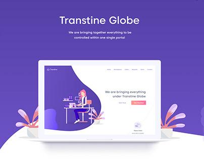 Transtine Globe UX/UI Design