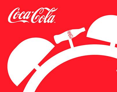 Wake Up. Coca Cola