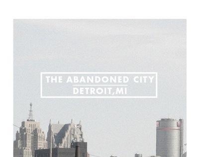 Detroit Abandoned City Tour
