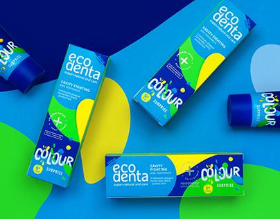 ECODENTA colour surprise