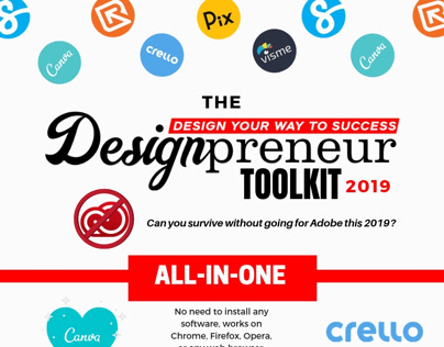 The Designpreneurs Toolkit 2019