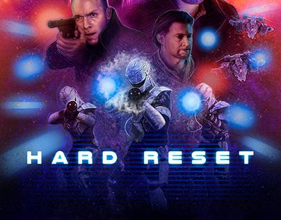 Hard Reset Key Art